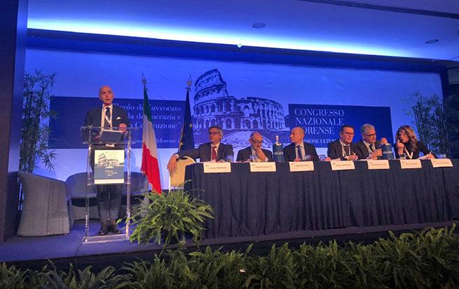 Congresso Nazionale Forense - sessione 5 e 6 aprile 2019